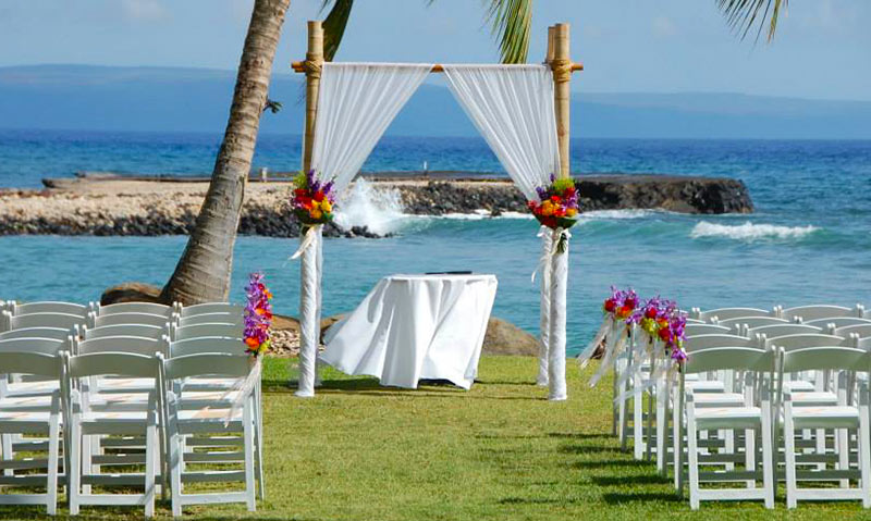 bamboo-wedding-arch-with-swag-1